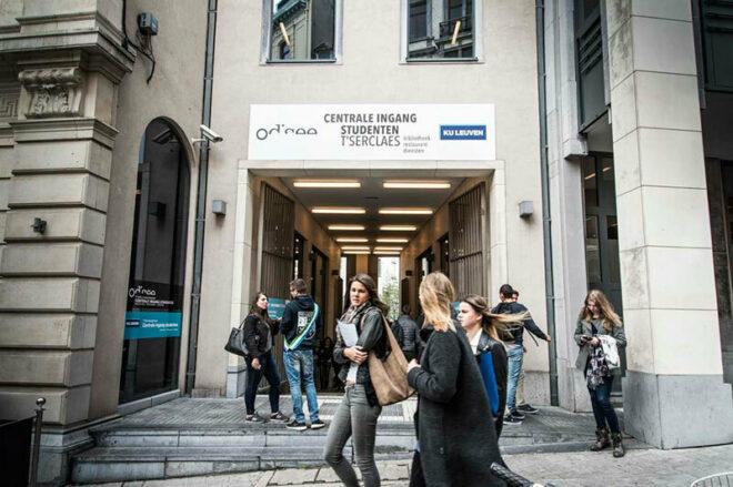 Lerarenopleiding KU Leuven Campus Brussel