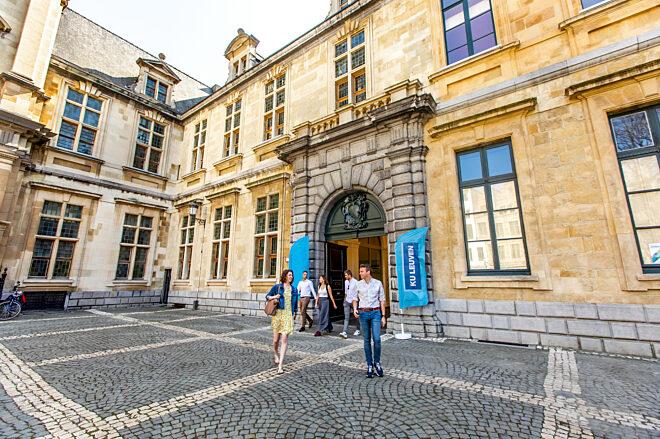 Lerarenopleiding Campus Antwerpen